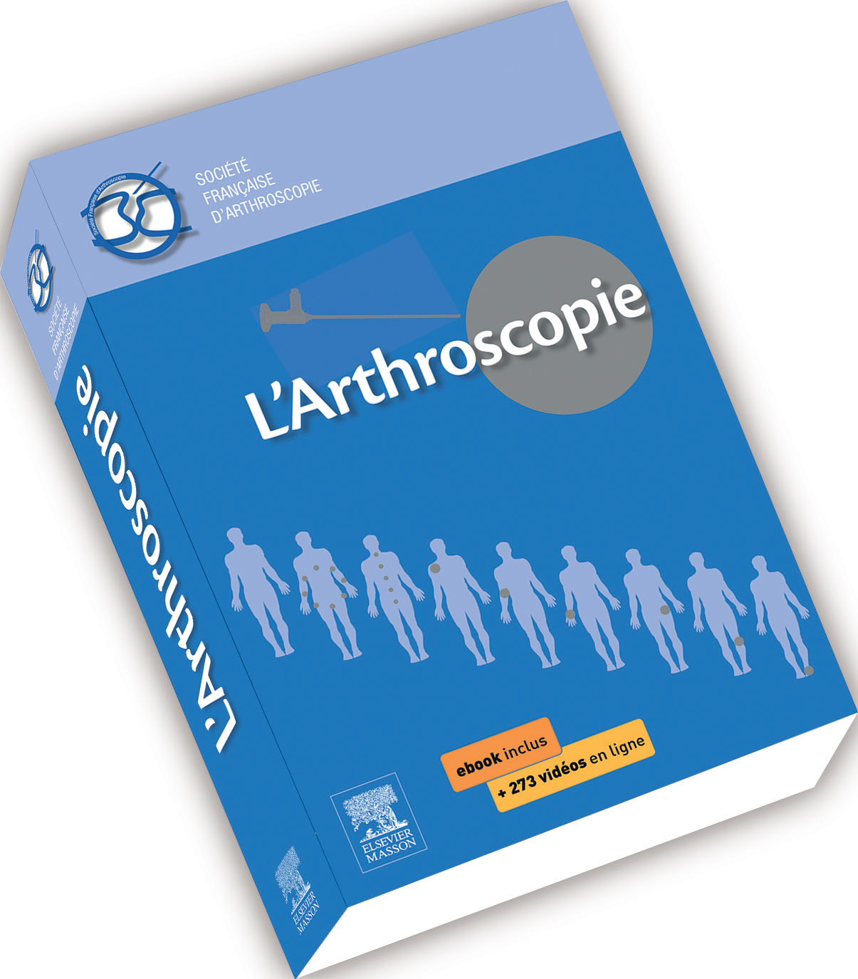 Couverture L'Arthroscopie